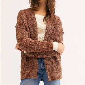 Free People • High Hopes Mariposa Combo Sweater